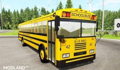 Blue Bird TC2000 Bus [0.8.0]